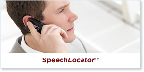 SpeechLocator